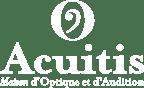 acuitis logo blanc