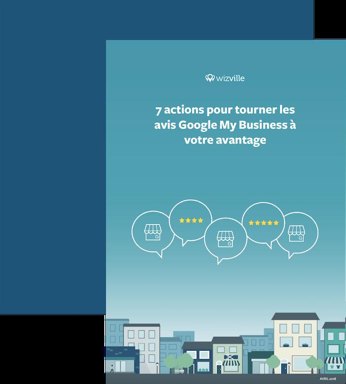 Ebook Gestion Avis Google My Business