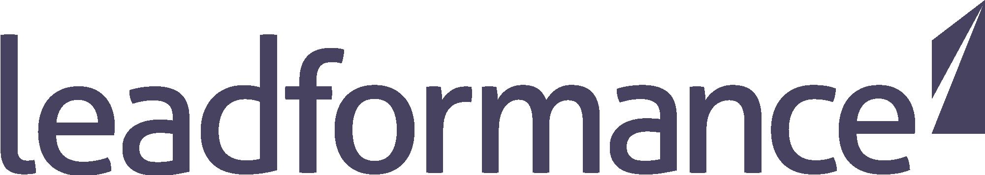 Logo-Leadformance